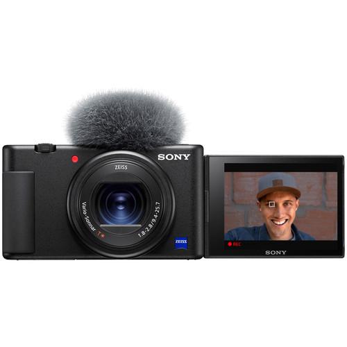 @realDonaldTrump SonyZV-1 Digital Camera For YouTubers with SonyVlogger Accessory Kit {https://t.co/rBb2w3Rjjl}  #SonyZV #SonyZV1 #digitalcameras #digital #cameras #youtuber #vlogging #vlogmaker #vlog #Londonislovinit #sony #hollywood #california #losangeles #NewYork https://t.co/vzczZEYpTx