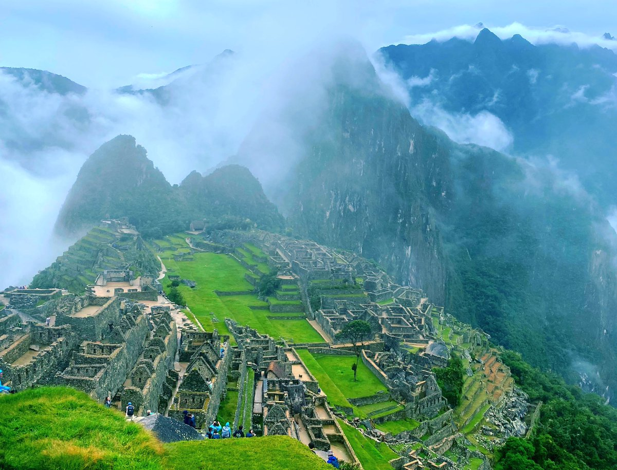Mystical Site  - #Machupicchu !!! #travelphotography #naturephotography #trip #travelblogger #naturelovers #ctperu #nature_perfection #trekking #hike #cusco #wonderlust #america #mountains #explore #love #lonelyplanet #natgeo #discovery #lifestyle #stayhome #ruin #alternativetrekpic.twitter.com/76EsGgUtsa