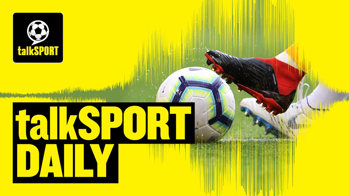🚨 New #talkSPORTDaily 🚨 A podcast to kick-start your day! @AndyGoldstein05 serves up: 🔺 @DarrenBent on #restart 🔺 @SpencerOliver on boxing 🔺 @Mo_Farah on the sports bar ➕ Plus so much more! Listen now → bit.ly/2wyO5TM