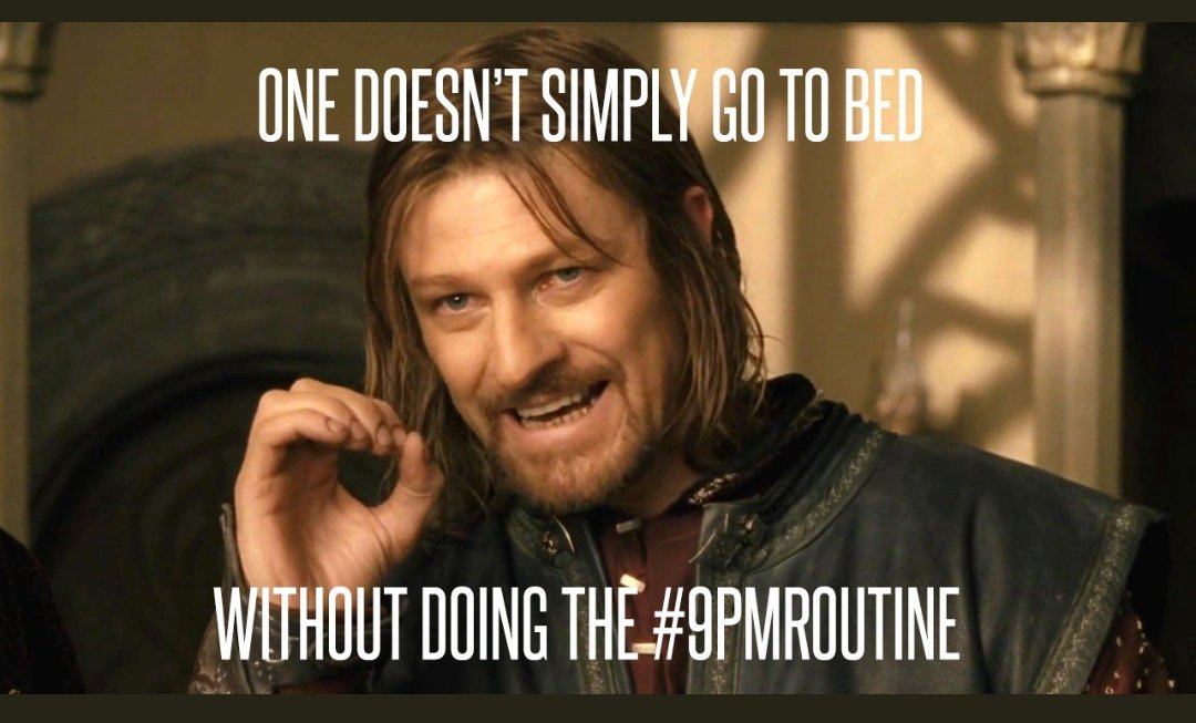 Take it from Ned and bring in your stuff and lock up for the #9PMRoutine @9PMRoutine1 #GameOfThronws #EddardStark  #SeanBean #WinterIsComingpic.twitter.com/h64Vgr93Y5