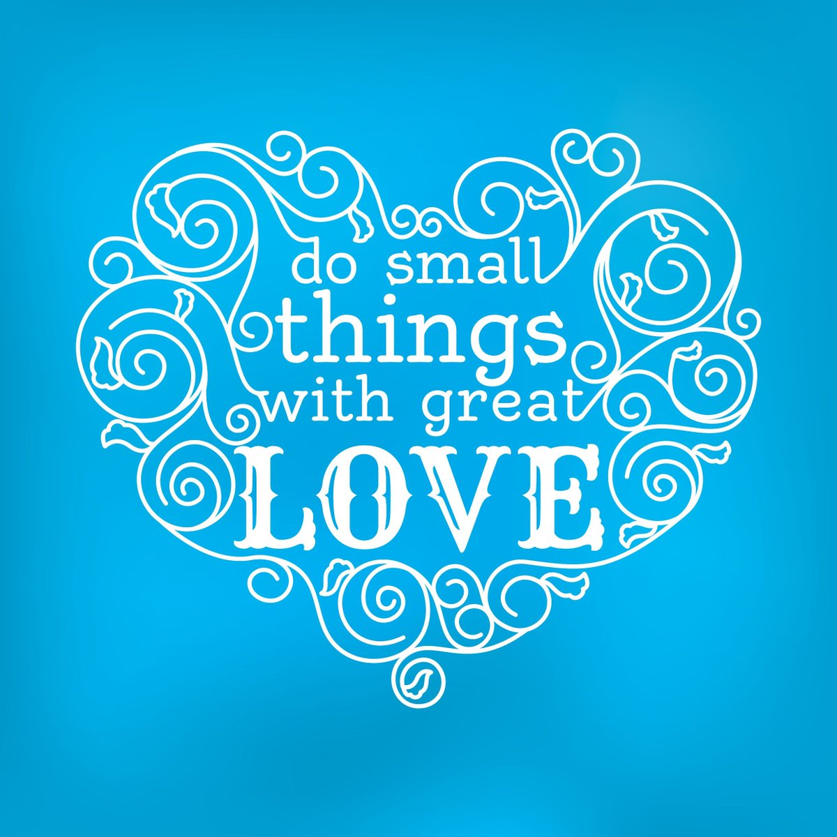 Do small things with great love! * * * #writeforyouparkcity #contentwriter #writingtips #socialmediaguru #inspirationals #inspirational_quotes #inspirationalquotesoftheday #inspirationalpics #inspirationallife #inspirationalquotesforwomen #inspirationalquotesoftheeverday<br>http://pic.twitter.com/wKQ0OmIvbo
