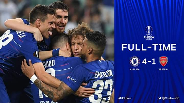Not ashamed to say it Tears in my eyes as #EdenHazard leaves the pitch almost definitely his last game for Chelsea Football Club  What a Player he's been for us & a proper pro unlike the way ThibautCourtois  behaved  #UELfinal #EuropaLeagueFinal2019 #CHEARS  #Hazard https://t.co/ThqWu8HORC