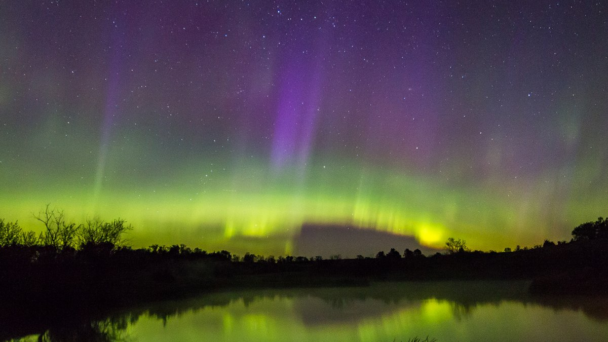 #DYK North Dakota is one of the best places in the nation to see the northern lights? Learn how to track them down here! https://t.co/dxX8HsGY1f https://t.co/vqGszx9NMZ