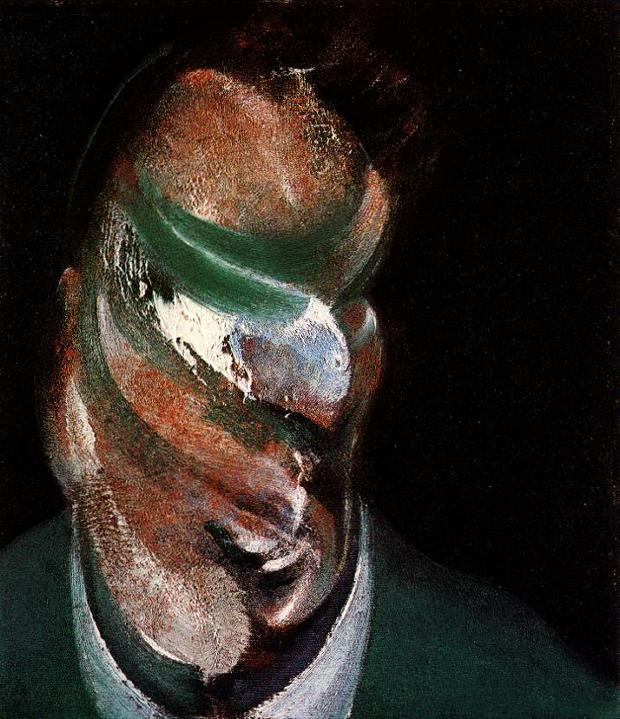 Study for Head of Lucian Freud, 1976 #francisbacon #bacon pic.twitter.com/1ELnsTgyRG