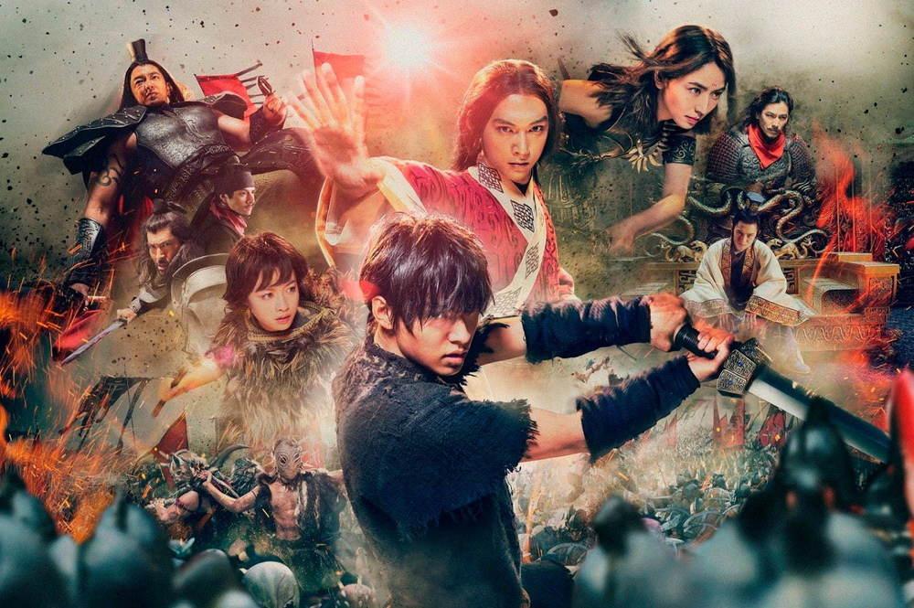 映画『キングダム』続編製作決定 - 山﨑賢人、吉沢亮、橋本環奈らが再集結※写真は前作のもの -