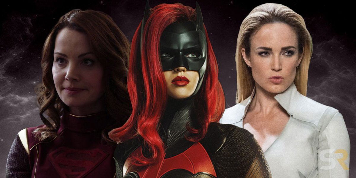 While #Batwoman is undoubtedly the biggest Arrowverse character to be recast, shes certainly not the first one. The CW has recast plenty of Arrowverse characters over the years - buff.ly/2ZKua0M
