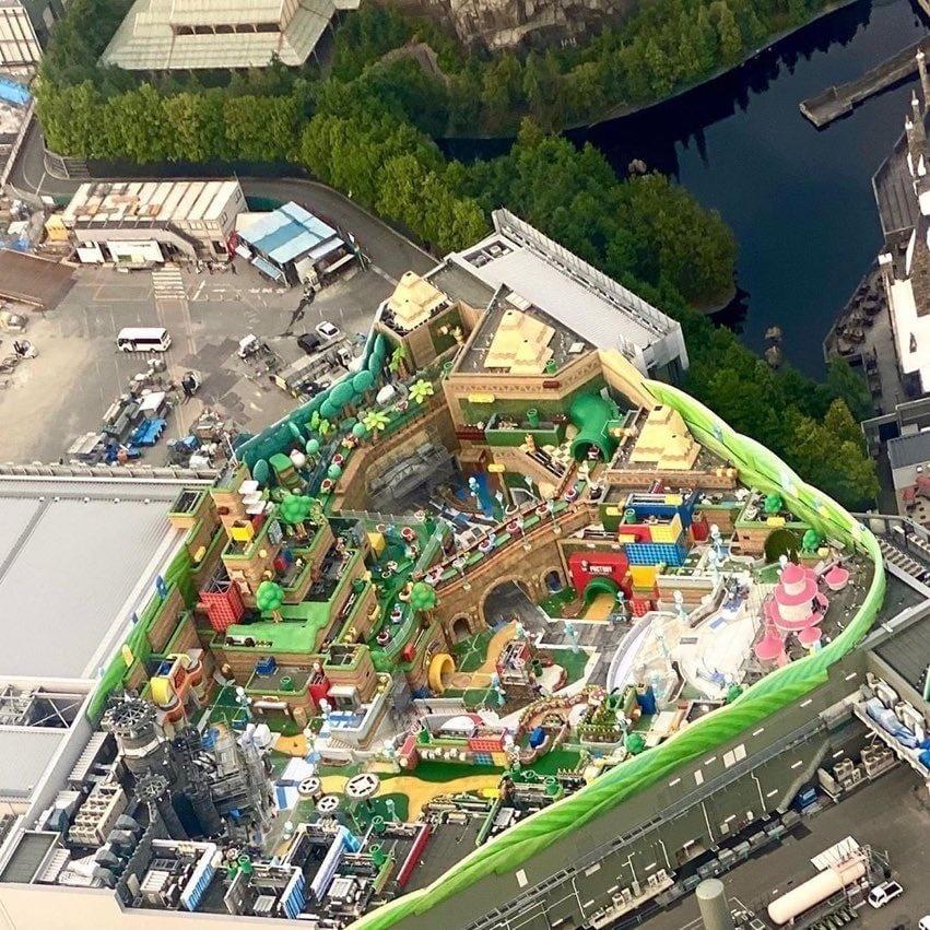 El Parque #SuperNintendoWorld en Japón  - - - - - #Nintendo #MarioWorld #MarioBros #NintendoWorld #SuperMario #Japan #Gamer #Games #Gaming #Videogames #GamingLifepic.twitter.com/BZfVZtVZxT