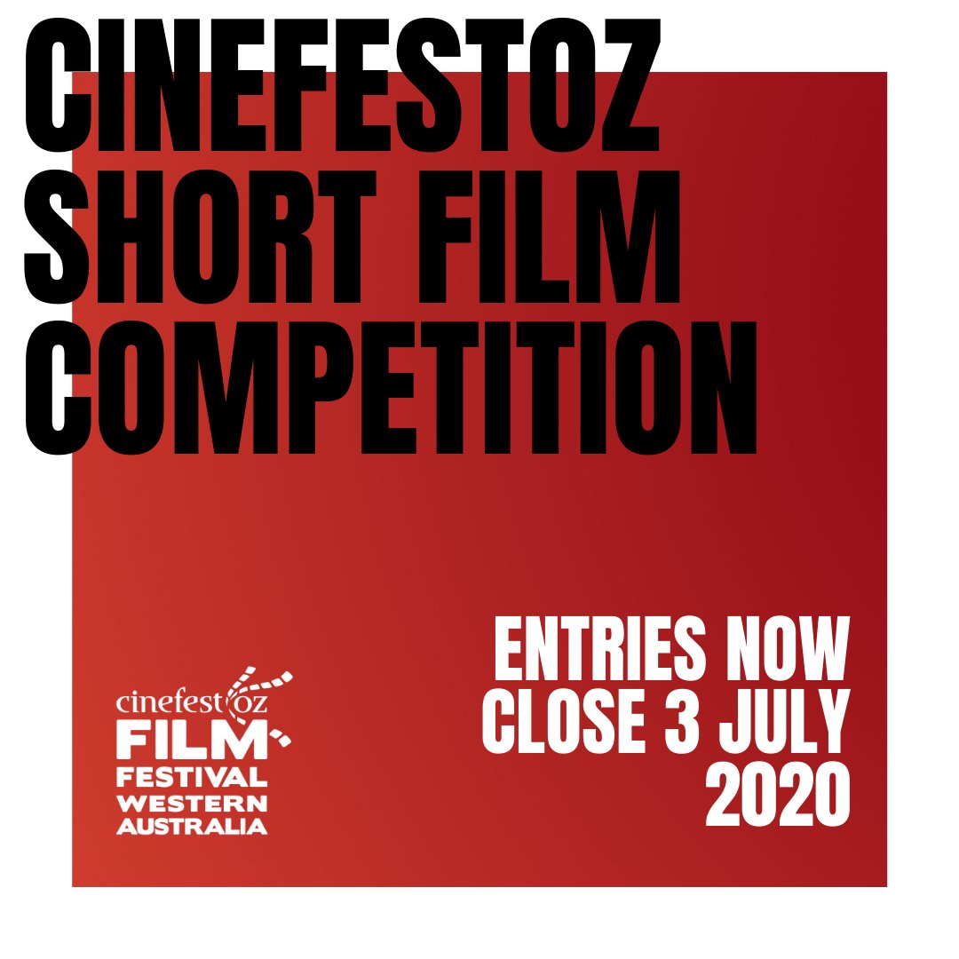 For the first time in its history, CinefestOZ is running a Short Film Competition with four cash prizes to be handed out at a Gala Night awards ceremony in WA's South West on 29 August, which will be live streamed throughout Australia as part of a modified festival program. https://t.co/65xdY2SOoq