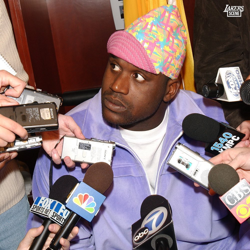 Los Angeles Lakers: No cap, the man wears all the hats #BestOfLakersBucks...    https://t.co/pdnxVqbT3Y   . https://t.co/6toC5IcIKP