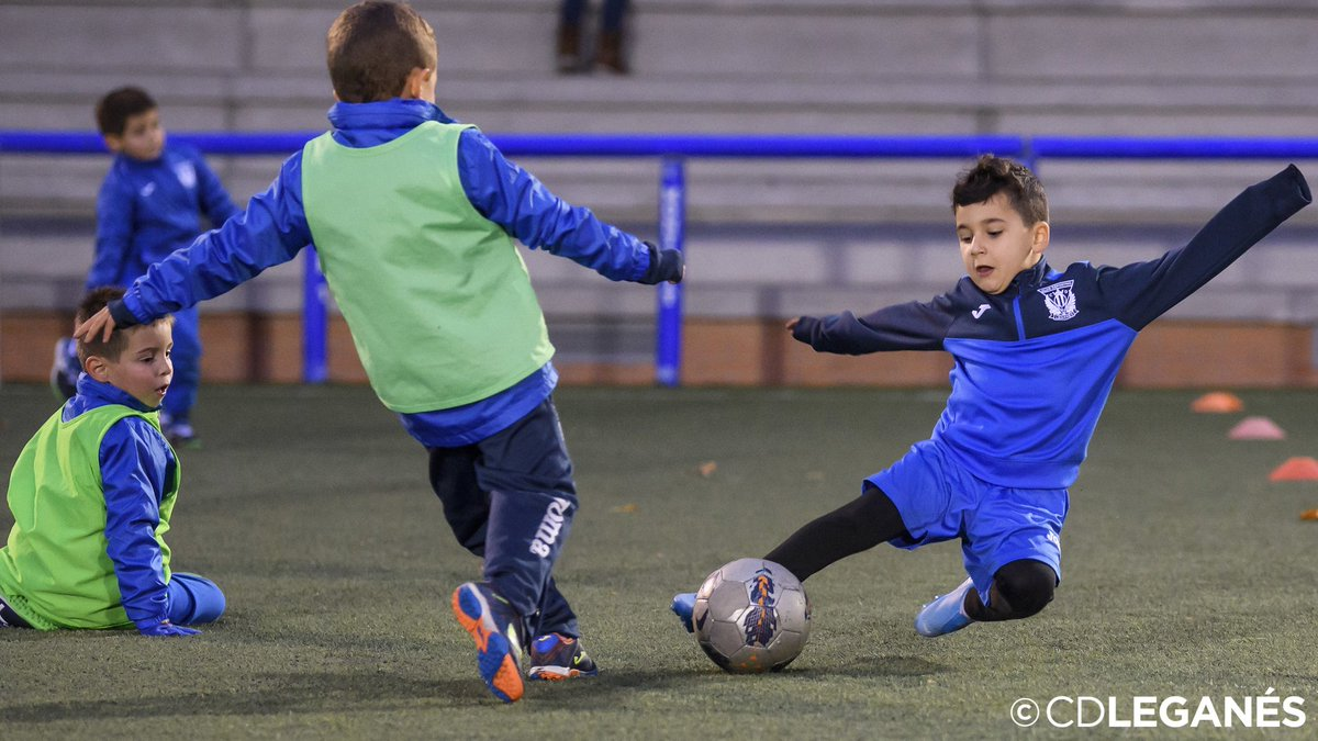 ⚽️💙 YOUTH TEAMS | Registration to play with C.D Leganés on 2020/21 season is now open. ➡️ bit.ly/36R7jlT