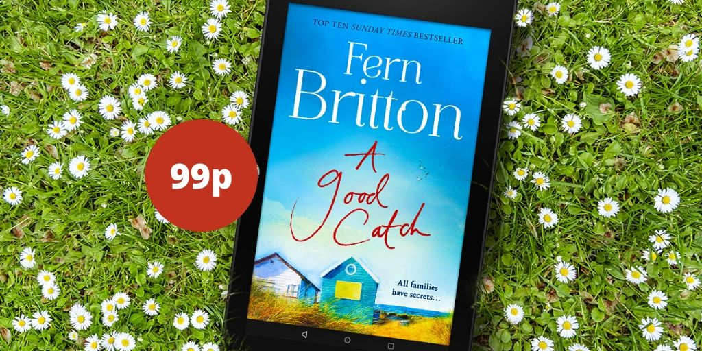 Its our last #FernFriday and your chance to catch a great eBook deal today on @Fern_Brittons A GOOD CATCH. bit.ly/GoodCatchDeal