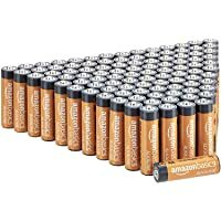 AmazonBasics AA Performance Alkaline Non-rechargeable Batteries (100-Pack) - Appearance May Vary https://t.co/QROgFBJt41