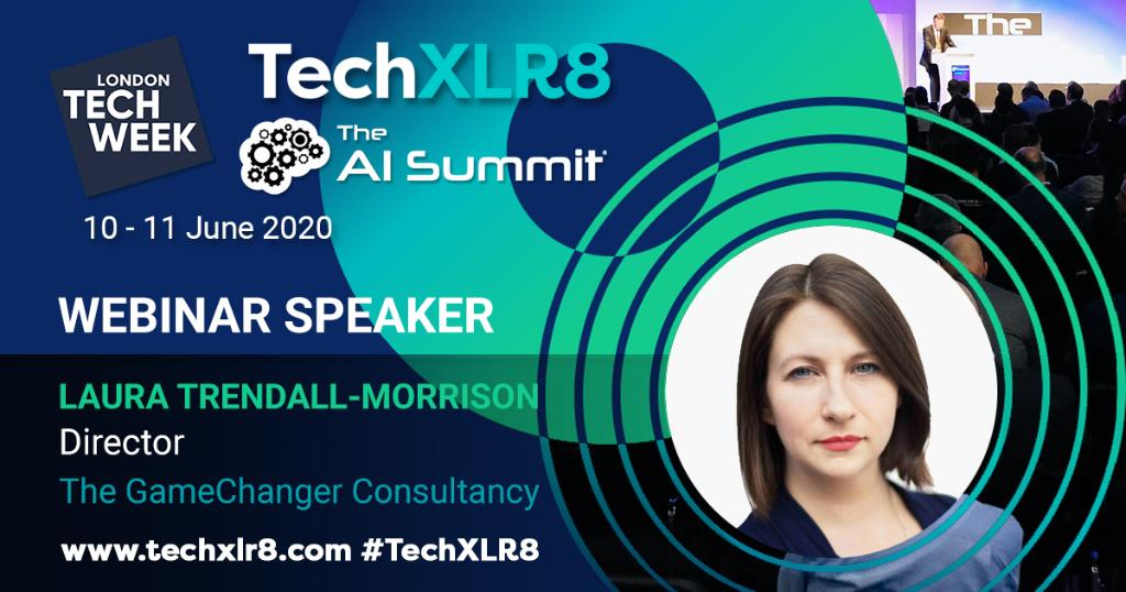 Were delighted to have @GameChangerLtd joining us to moderate two #TechXLR8 webinars next month. Register for the first on The Future of Enterprise Tech 👉 spr.ly/6014G8uPm #LTW #webinar #webinarseries