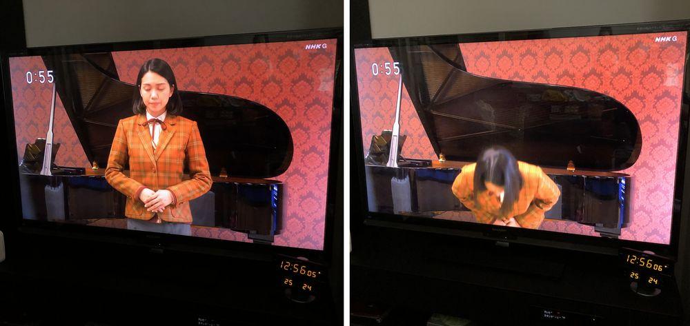 NHKの連続テレビドラマ「エール」(お昼の再放送)で準主役?の「音さん」が歌を歌う前になんか不自然なお辞儀をした古關 ゆうじ氏を題材にし設定は昭和初期のはずだがこの時代お辞儀をする際にお腹の辺りに両手をあてがい脇を不自然に広げるスタイルあんなの、なかっただろ。