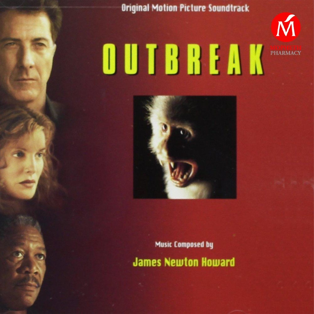"""This weekend as you relax, we have a movie suggestion for you. """"Outbreak"""" is a 1995 Virus outbreak movie that would be worth your time. Perfect timing, happy viewing. #MophethPharmacy #Covid19 #Covid19InNigeria #StaySafe #TGIT #FridayFeeling<br>http://pic.twitter.com/7c8HrqQBDv"""