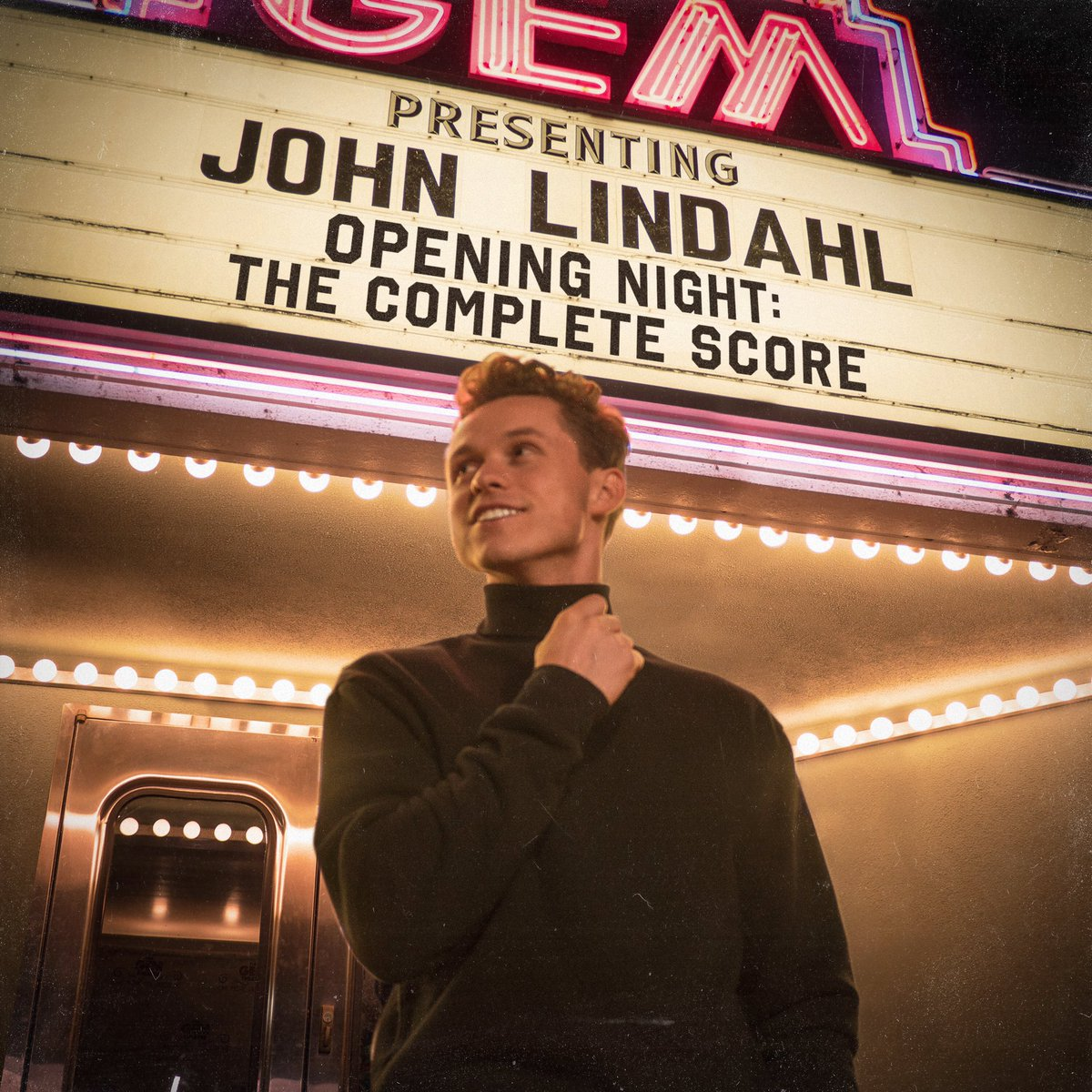 .@JohnLindahl's album 'Opening Night: The Complete Score' is available NOW‼️ Listen Here: johnlindahl.lnk.to/OpeningNightTCS