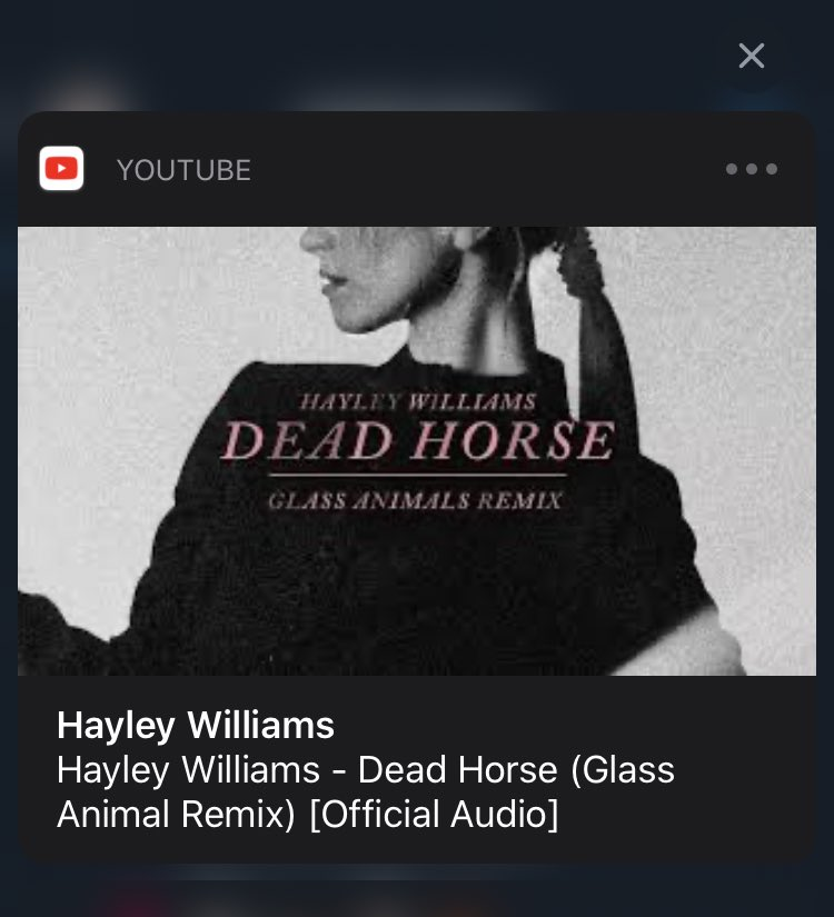 @yelyahwilliams you took me by surprise (no pun intended) with this one. THANK U IT SLAPS! 🤍