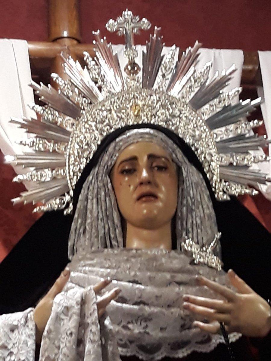 VIERNES DE CARIDAD. Un viernes más es un viernes menos para VIERNES SANTO. MARÍA SANTÍSIMA DE LAS PENAS, RUEGA POR NOSOTROS. https://t.co/Iflv2rkW1g