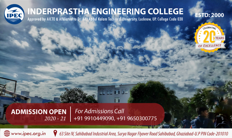 Admissions are now open for 2020-21.  #ipec #aktu #engineeringcollege #btech #engineering #civilengineering #mechanicalengineering #mechanical #civil #electronics #electricalengineering #electrical #admission #ghaziabad #delhipic.twitter.com/Pz1Fi0sAQM