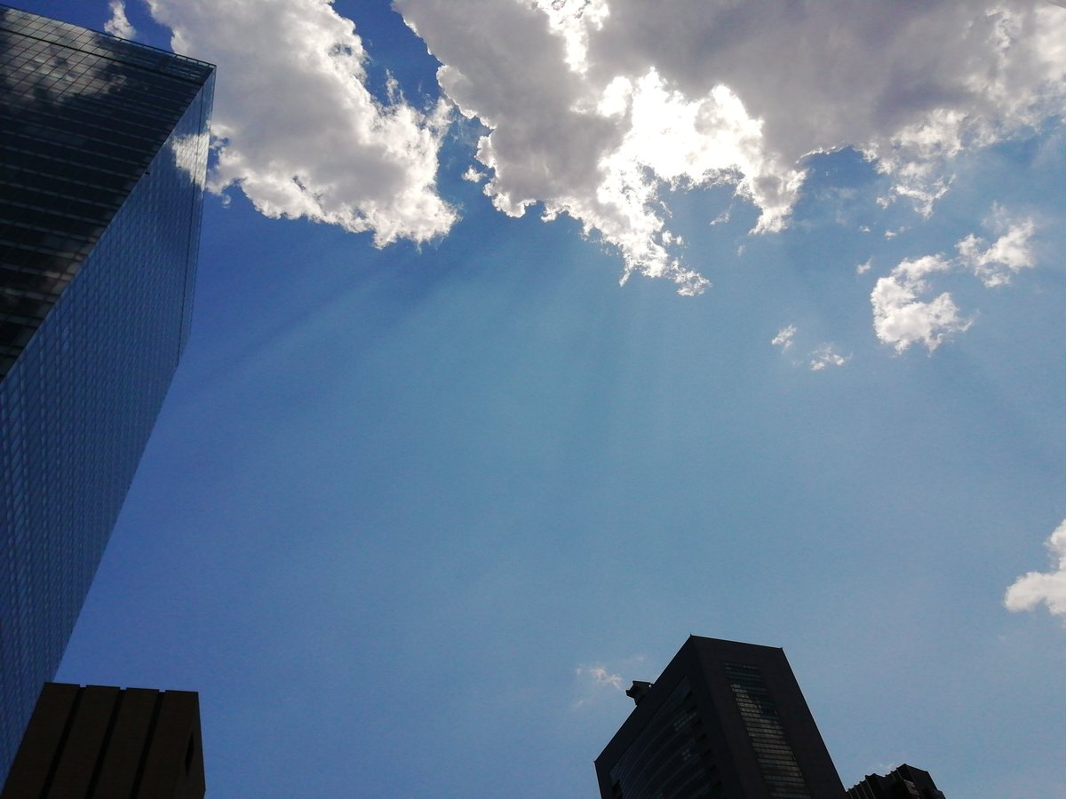 ステキな空