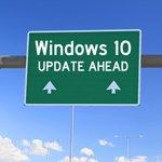 Image for the Tweet beginning: Windows 10 May 2020 update: