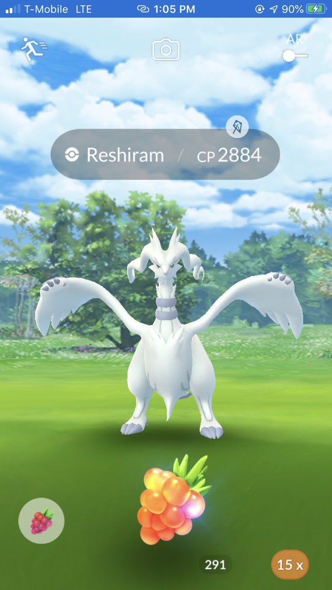 Day 3 of Reshiram was sunny/windy boosted all day so was stoked to raid with my crew  was hoping to continue my streak but finally lost 1 & got my boosted perfect  #reshiram #perfect #pokemongopic.twitter.com/8LeNmpOSos