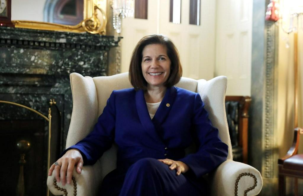 First Latina U.S. senator withdraws name from Biden's running mate list https://t.co/z78IVTdIU7 https://t.co/jQCejxsjBL