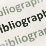Image for the Tweet beginning: How to add a bibliography