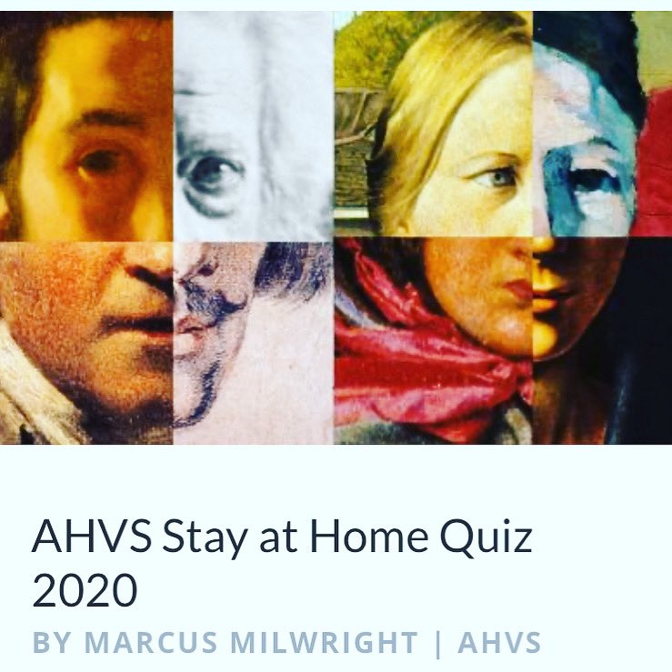 Looking for something to do? Try out Professor Marcus Milwright's AHVS Stay at Home Quiz! https://t.co/gZ6pxnZZCn #arthistoryathome #uvicarts #uvic #yyjarts #uvicstudents #ahvs #arthistory #art #uviclife #uvicart #arteducation #community #communityengagement #artscommunity https://t.co/3z3ifWsn2z