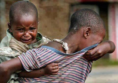 I cry over his tears, a child who did not commit a sin except that he was the son of a time when mercy was lost