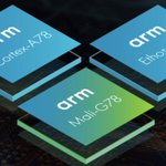 Image for the Tweet beginning: ARM Cortex-A78 Brings #MachineLearning to