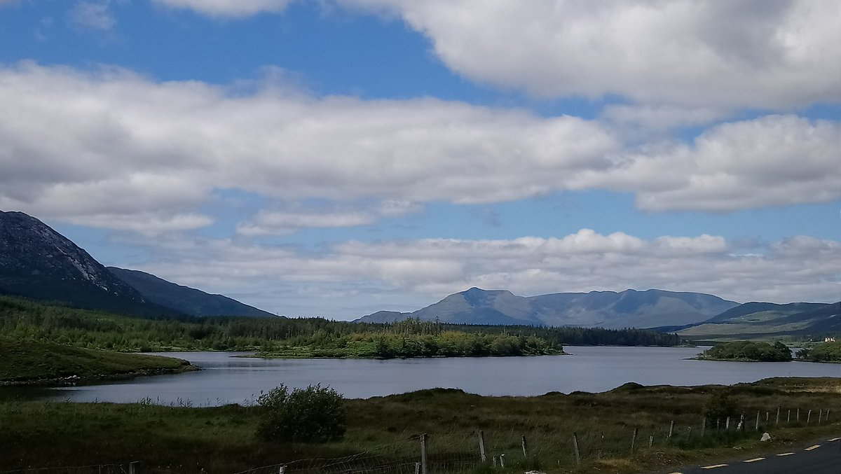 Love the view. Connemara Co Galway July 2019  <br>http://pic.twitter.com/x00aPu5Qv9