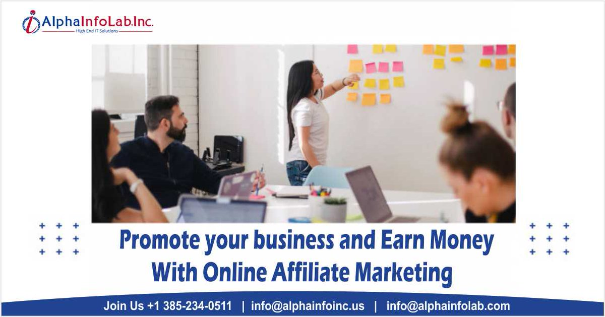 Make more money with our affiliate marketing service. Visit : https://www.alphainfolab.com  #affiliatemarketing #affiliateprogram #software #affiliatemarketingsuccess #affiliatemoney #BharatRatna #earnmoneyonline #marketing #PepsiWithShehnaaz #digitalmarketing #business #linux #ITpic.twitter.com/StBHUKYKAa