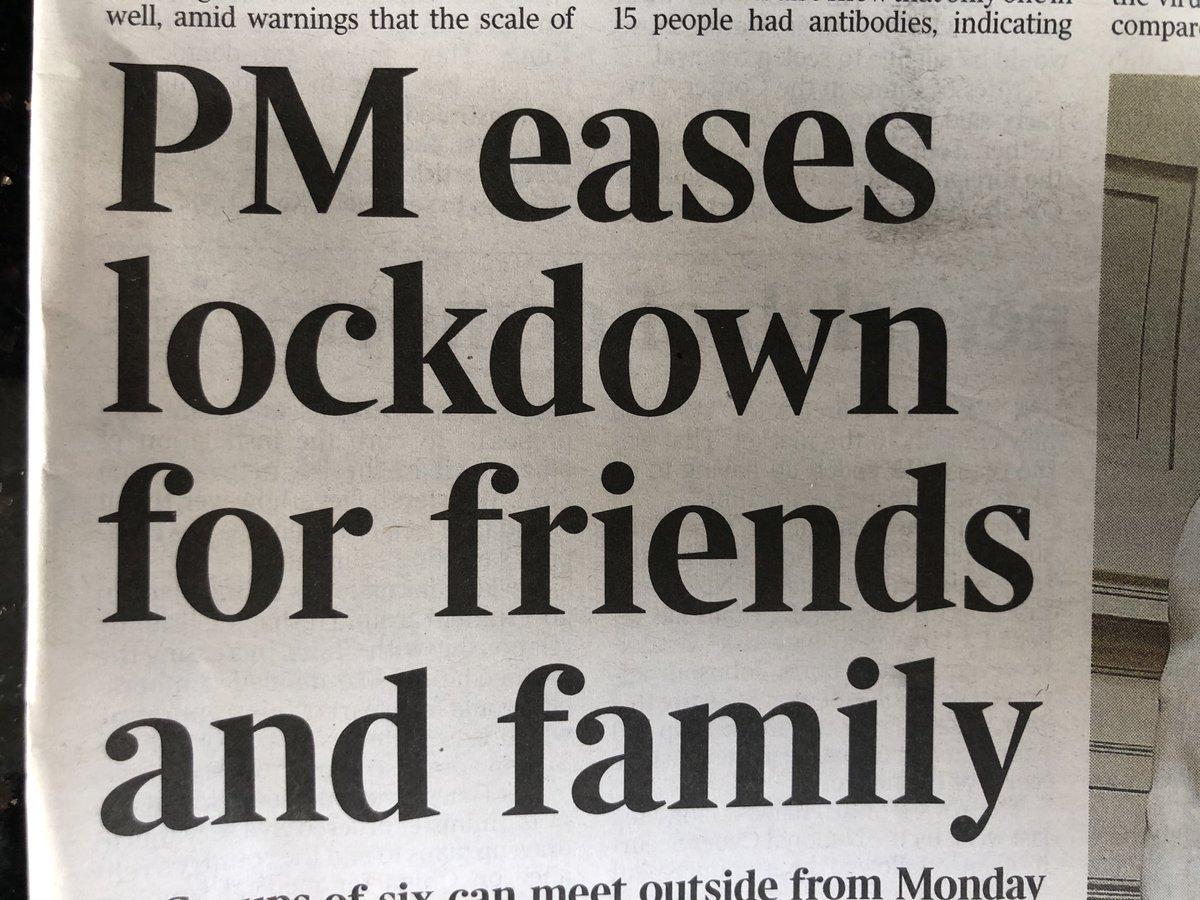 Times headline writer throwing some shade