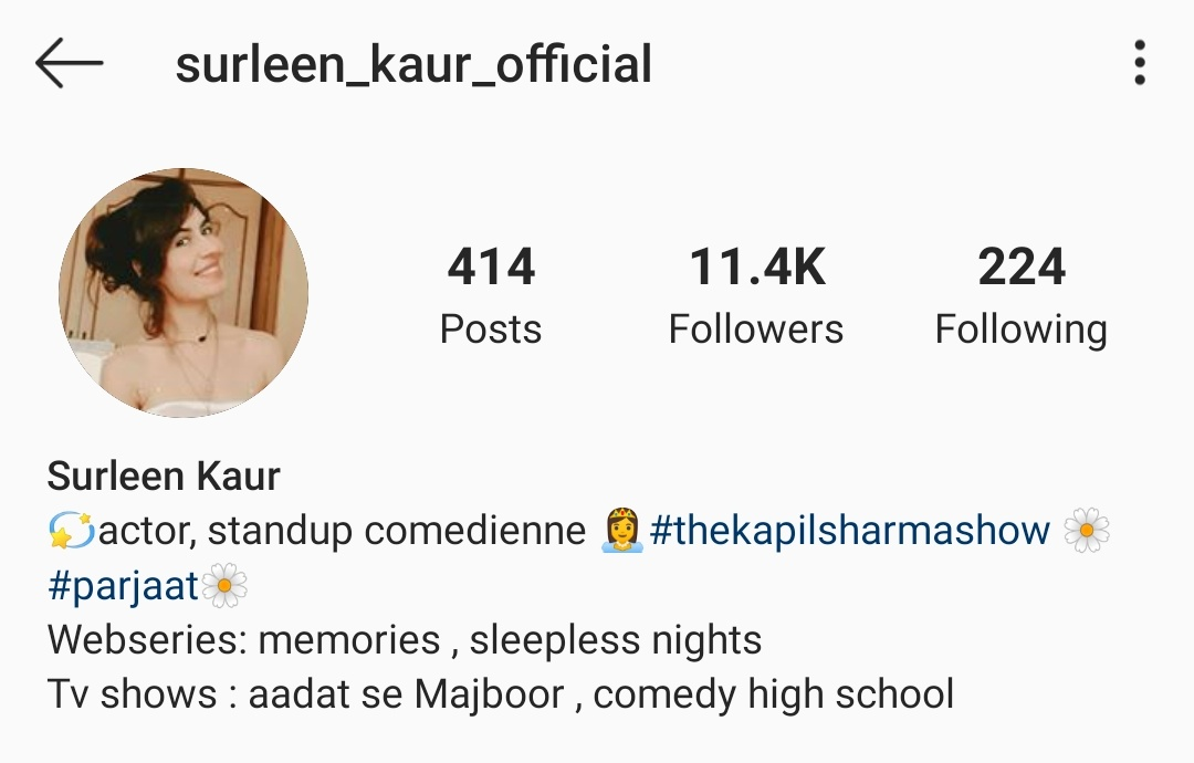 Dear @KapilSharmaK9  Surleen Kaur, who claims that she is part of #TheKapilSharmaShow has used very derogatory words towards ISKCON & Rishis.  Hope that you will not give platform to such a sick mind.   @ShemarooEnt has also apologized & kicked out Ms. Kaur from their platform's<br>http://pic.twitter.com/3tDem8Ur0O