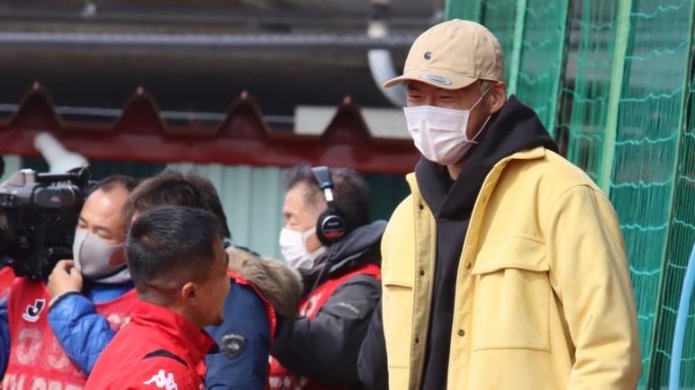 #クソンユン 選手の #北海道コンサドーレ札幌 復帰をお待ちしております!#consadole札幌GKクが大邱へ完全移籍「いつかまた戻りたい」