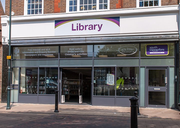 #libraries are the most important building on the high street.  Don't let them disappear!   #saveourlibraries #librariesarelocal  #librariesmatter<br>http://pic.twitter.com/faX22lbBrW
