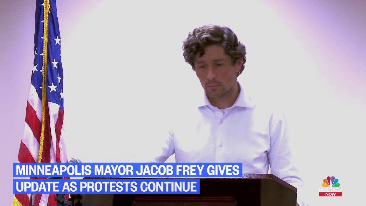 @NBCNews's photo on Mayor Frey