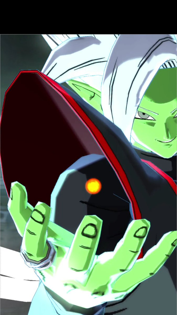 [Fusion Zamasu Is Coming Soon!] Fusion Zamasu grows stronger as timer counts pass! He gets more buffs after taking an enemy combo, and his Special Skill grants even more while also reducing enemy Ki! Stack up as many buffs as you can throughout the battle! #DBLegends #Dragonball https://t.co/Bdjzrz4g6d