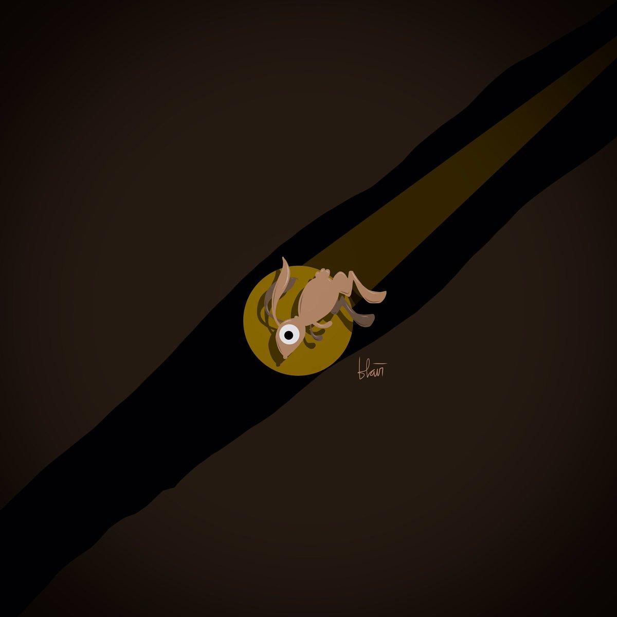GO DEEPER by gauntt  #rabbit #rabbits #bunny #bunnys #lapin #gethelp #therapy #deep #bygauntt #cartoons #illustrations #artdirector #creativedirectorpic.twitter.com/zJ8DRqBre3