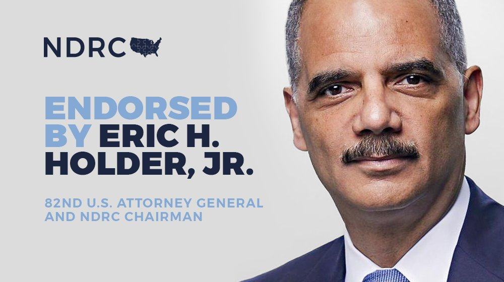 I'm proud to announce that I have just received an endorsement from @EricHolder & @DemRedistrict! Thank you for the support. I'm committed to ending gerrymandering and won't stop fighting until we have truly representative districts! #FairMaps #TXLege #NDRC #redistricting