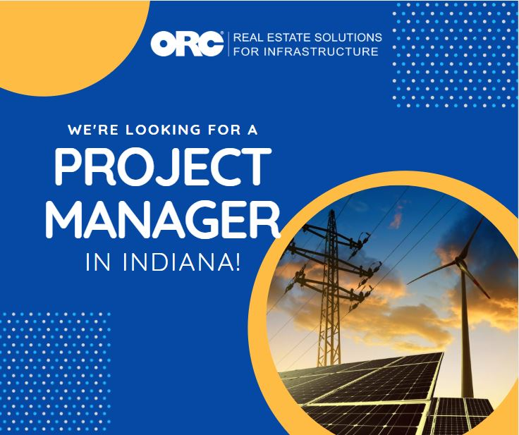 #NewJobFriday - #ORC is looking for a Utilities Right-of-Way Project Manager to oversee the northern Indiana area. Think you have what it takes? Click here to apply today! ➨ https://t.co/2BZm7XmBIV  #jobopportunities #careers #hiring #job #EmployerOfTheYear #inc5000 #ORColan https://t.co/ayPa6OAbcd