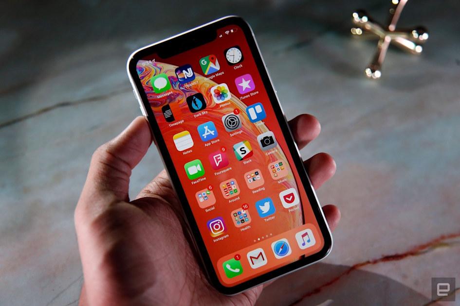 Apple begins selling refurbished iPhone XRs