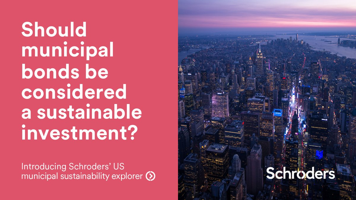Our annual sustainable investment report features our US municipal sustainability explorer: https://t.co/nA0PU2885g #sustainability https://t.co/YL806yArI1