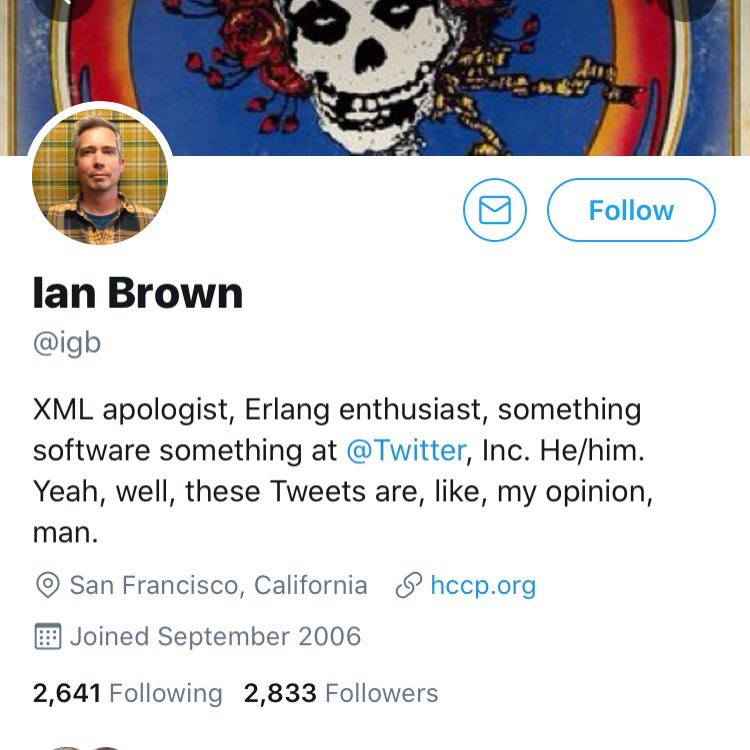 """Check out this Twitter employee, @igb:  -Obsessively hate Tweets at @DanScavino & @realDonaldTrump -Calls them """"racist dicks"""" -Wants them jailed. -Calls all Trump supporters on Twitter """"Fake"""" & """"Bots""""  These are the kinds of people who work at Twitter..  No bias here. <br>http://pic.twitter.com/TBsn52wHXm"""