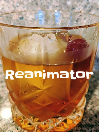Reanimator  One day I'll have the best pizza of my life. When that day comes, and when the pizza is done & eaten I hope to finish that meal with this drink.  1.5oz Rye Whiskey 1.5oz Amaro Nonino...  https://bit.ly/2ZUXK3w   #cocktail #whiskey pic.twitter.com/I4S7yXisWH