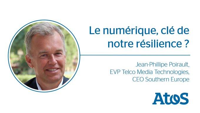 Quelles seront les clés de la #résilience des entreprises ? @JPPoirault, EVP Telco Media...