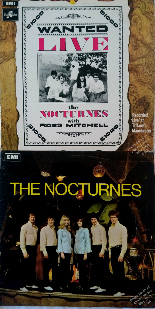 And then there were The Nocturnes … Hope these bring back a few memories? pic.twitter.com/ErdNq9M7tZ