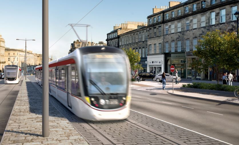 Preparation works for Edinburgh's Trams to Newhaven project will start on Monday, in line with the Scottish Government's Phase 1 guidelines. Read more: bit.ly/2zIpyxp
