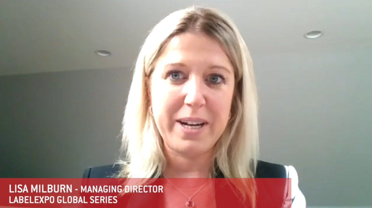 Hear from @LisaSMilburn, Managing Director of #Labelexpo and Tasha Ventimiglia, #LabelexpoAmericas Event Director on the decision to postpone our show dates... #labels #packaging #printing